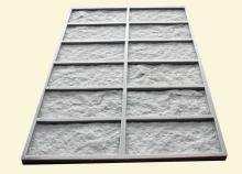 "Professional polyurethane molds by ""Art-Kamen"" company - Byzantium wall"