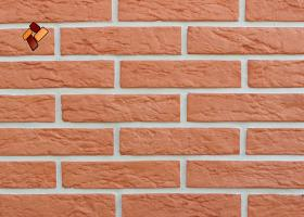 "The facing decorative stone ""Small brick"" art.020"