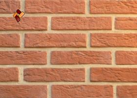 Manufactured facing stone Small Brick item 08