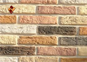 "The facing decorative stone ""Small brick"" art.06"