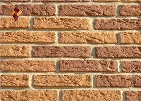 "The facing decorative stone ""Small brick"" art.09"