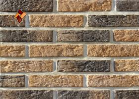 Manufactured facing stone Small Brick item 012