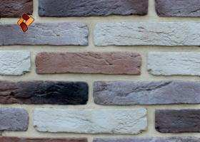 Manufactured facing stone Aged Brick	item 013