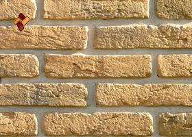 "Decorative facing stone ""Aged brick"" 03"