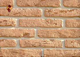 "Decorative facing stone ""Aged brick"" 06"