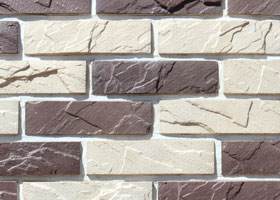 "Decorative artificial stone ""DUTCH BRICK&quot by the company ""Art-Kamen"" (Kazan)"